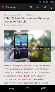 Press (RSS Reader) Free Apps 4 Android
