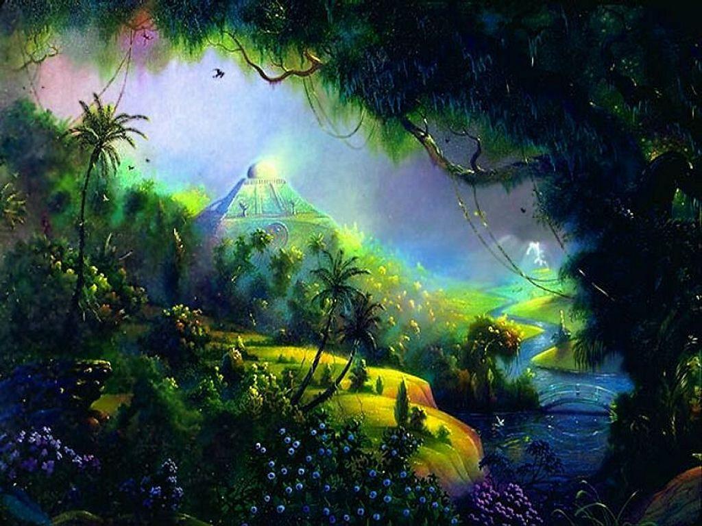 Beautiful Paradise Earth