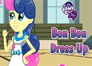Equestria Girls Bon Bon Dressup