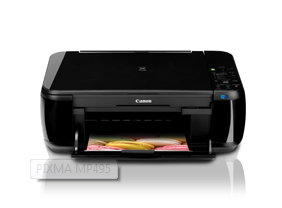 Canon PIXMA MP495 Printer Driver Dawnload