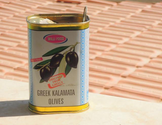 kalamata olives storage