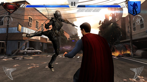 Man of Steel For iPhone,iPad,iPod