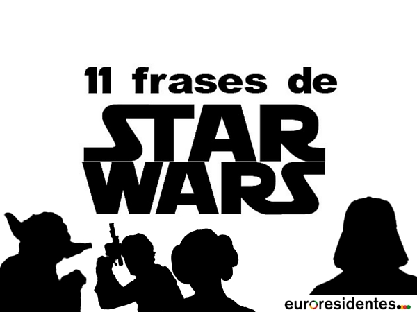 11 frases Star Wars