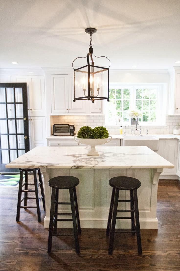 Kitchen Dreaming:: Statement Lighting - Shine Your Light