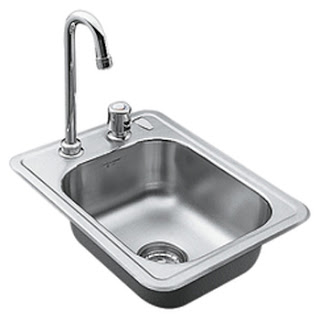 Single Stainless Steel Sink : Single Compartment and Commecial Stainless Steel Single Bowl Sinks ...