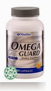 set menyusu shaklee omegaguard apa fungsi