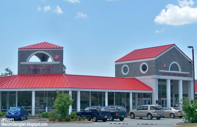 The Salvation Army USA   Georgia Divisional Headquarters