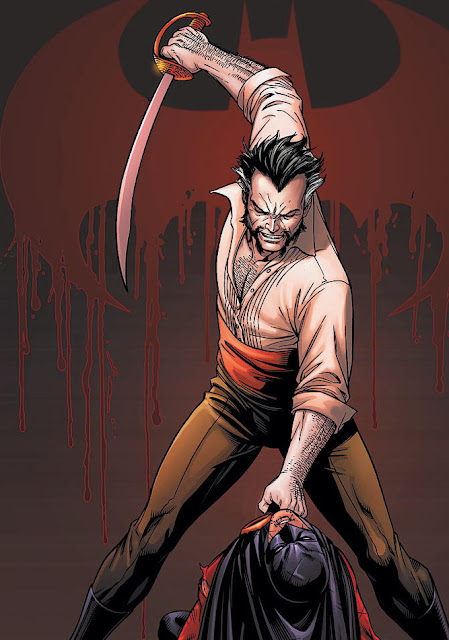 Ra's al Ghul (DC Comics) Character Review - Ready for Kill
