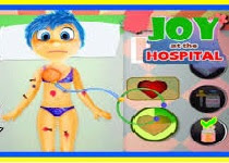 Inside Out Joy At the Hospital