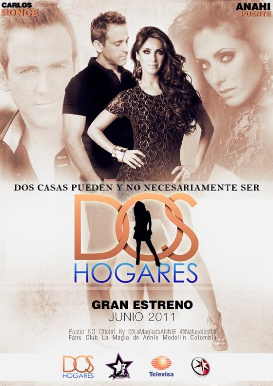 "Hoy... Twitcam con el elenco de la telenovela ""Dos Hogares"""