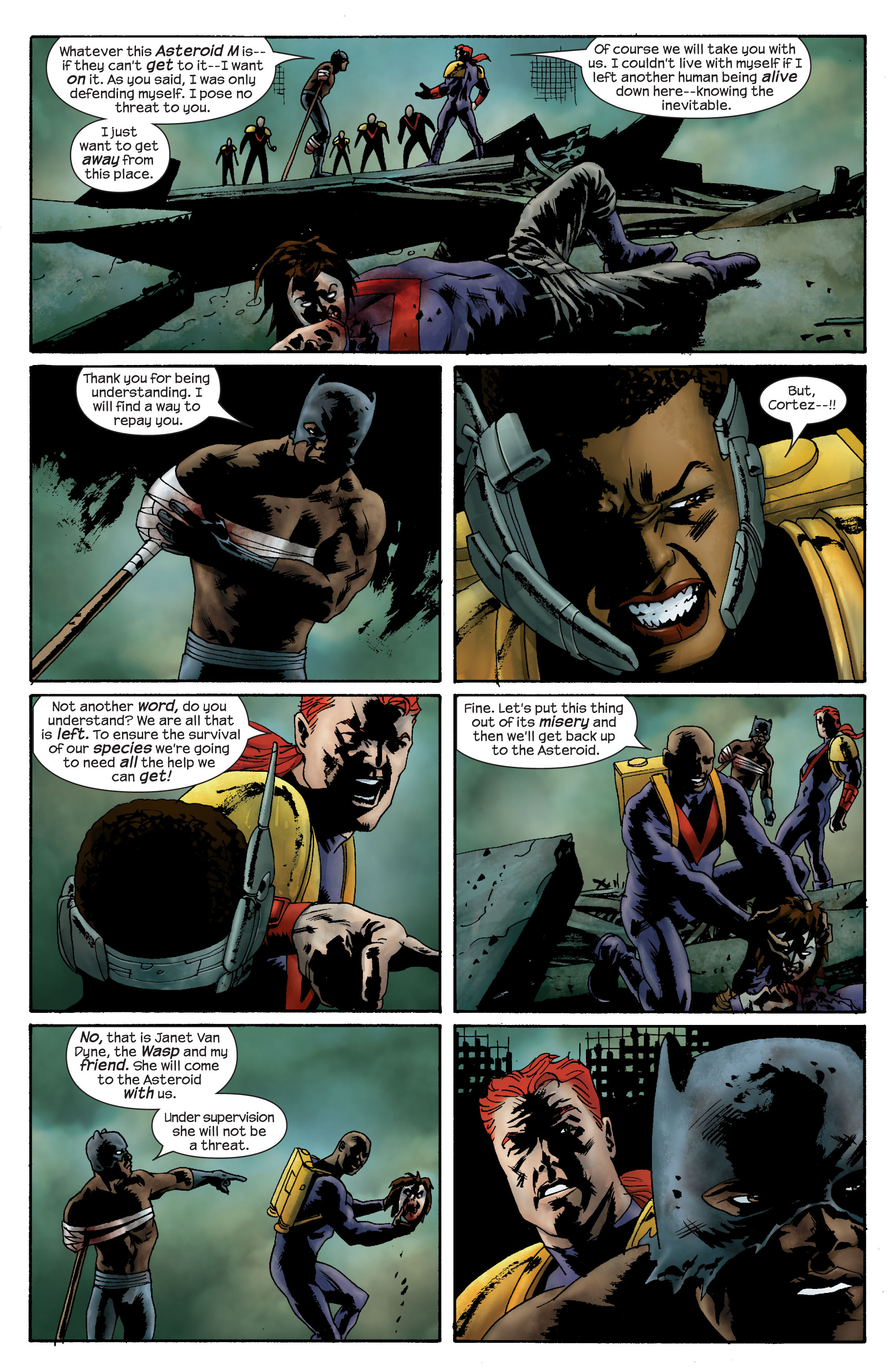 Marvel Zombies (2006) Issue #4 #4 - English 13