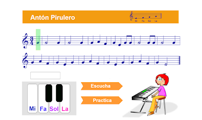 Jugar en Aprendomusica