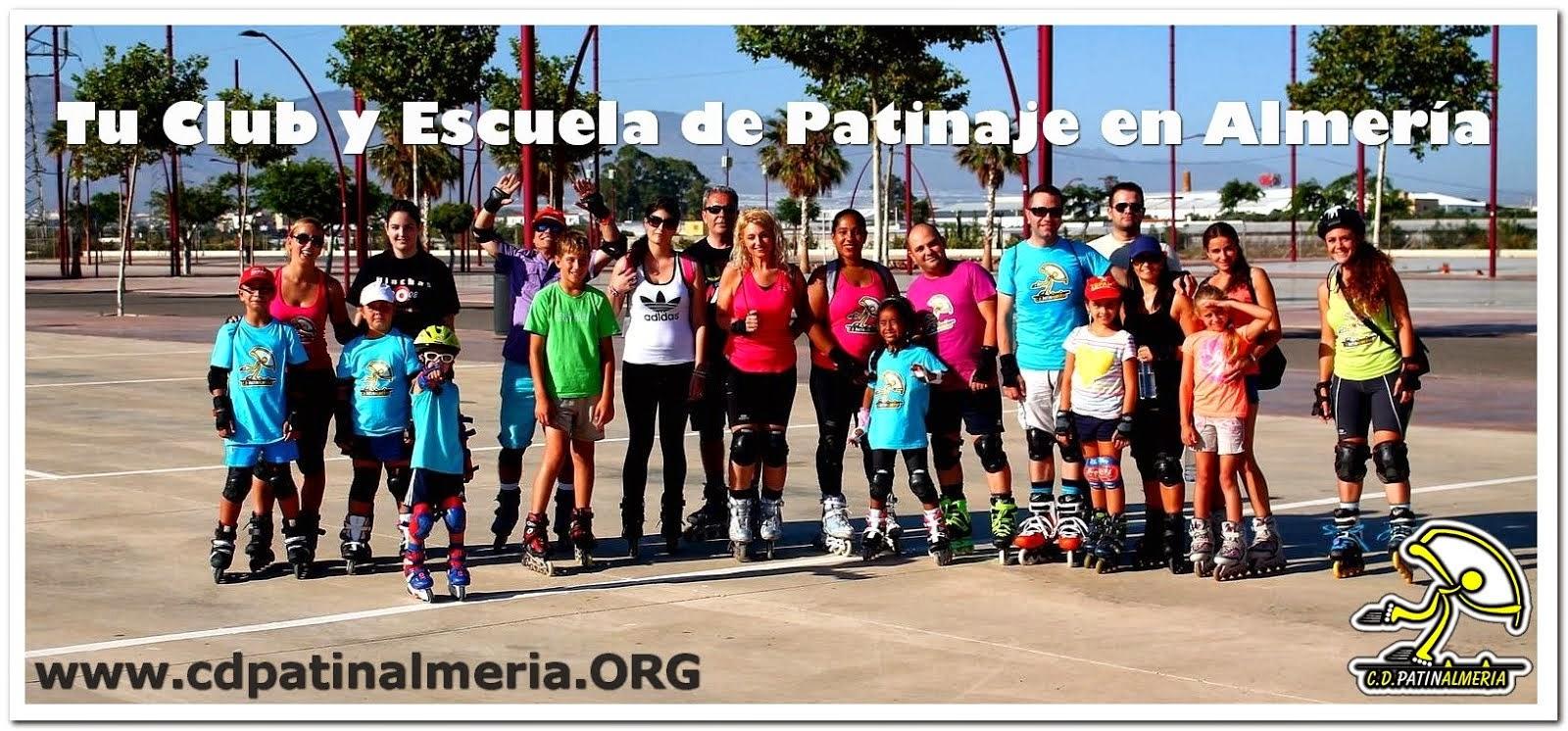 Club y Escuela de Patinaje Almería.