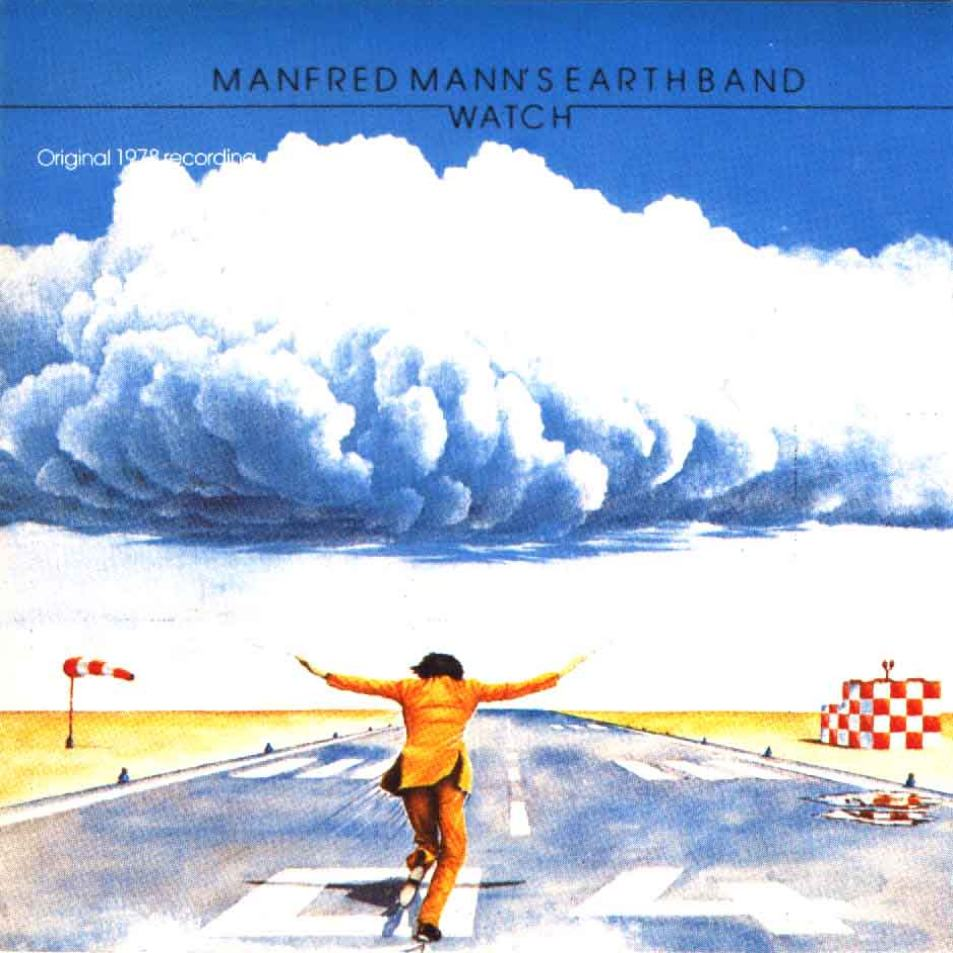 Manfred Manns Earth Band Glorified Magnified