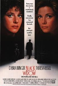 Black Widow 1987 Hollywood Movie Watch Online