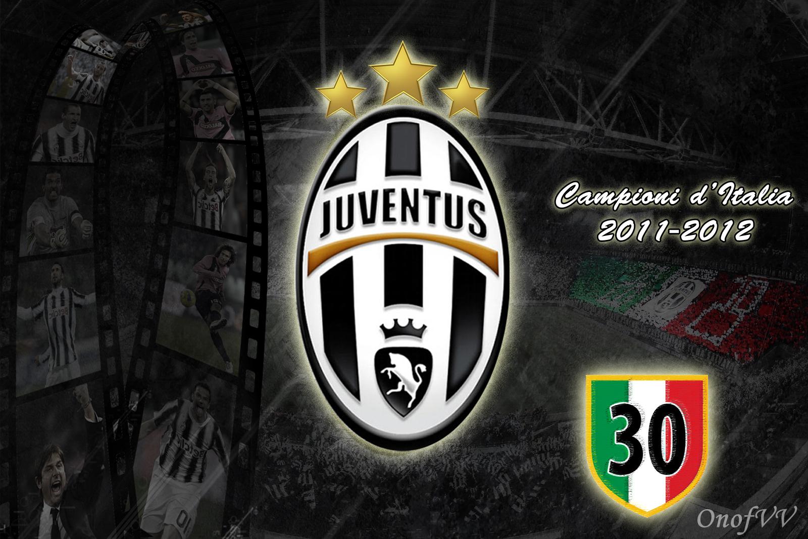 Sfondi juventus campione d 39 italia hd for Sfondi hd juventus