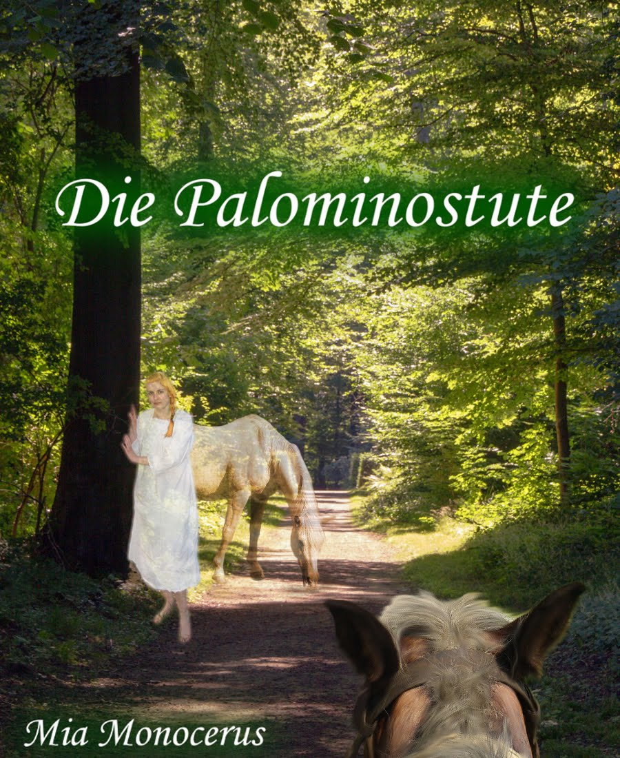 Die Palominostute