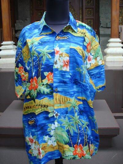 Baju Pantai Bali Pria Murah