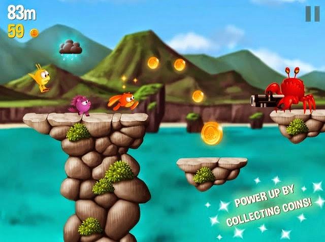 Goons On The Run mod apk game