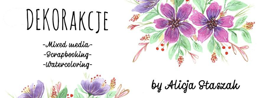 DEKORakcje by Alicja Staszak
