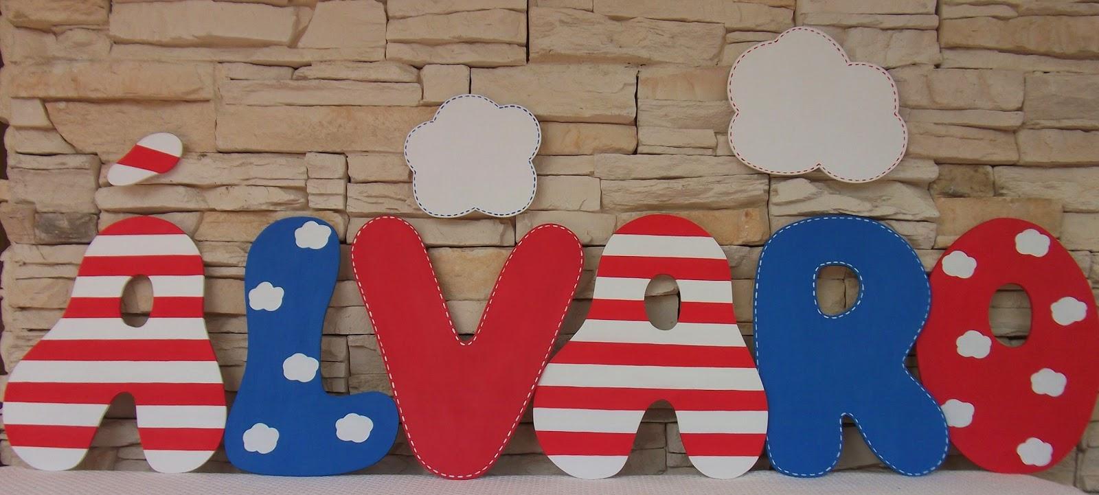 letras de decoracion infantil infantil pekerines letras de madera para de nios