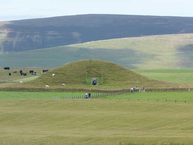 Orkney's Maeshowe Tomb