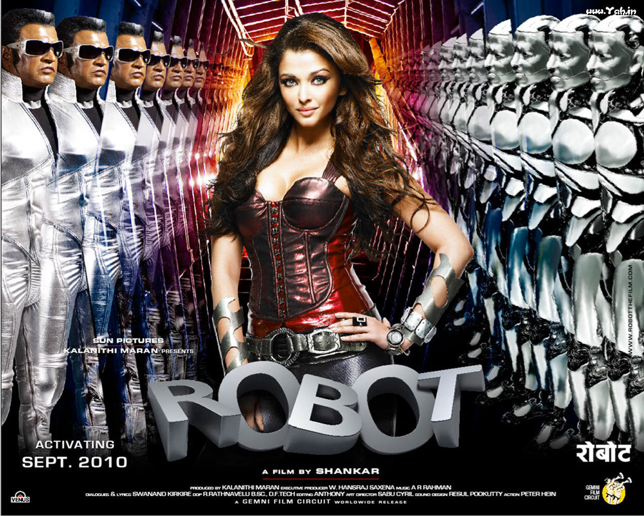Robot movie bollywood