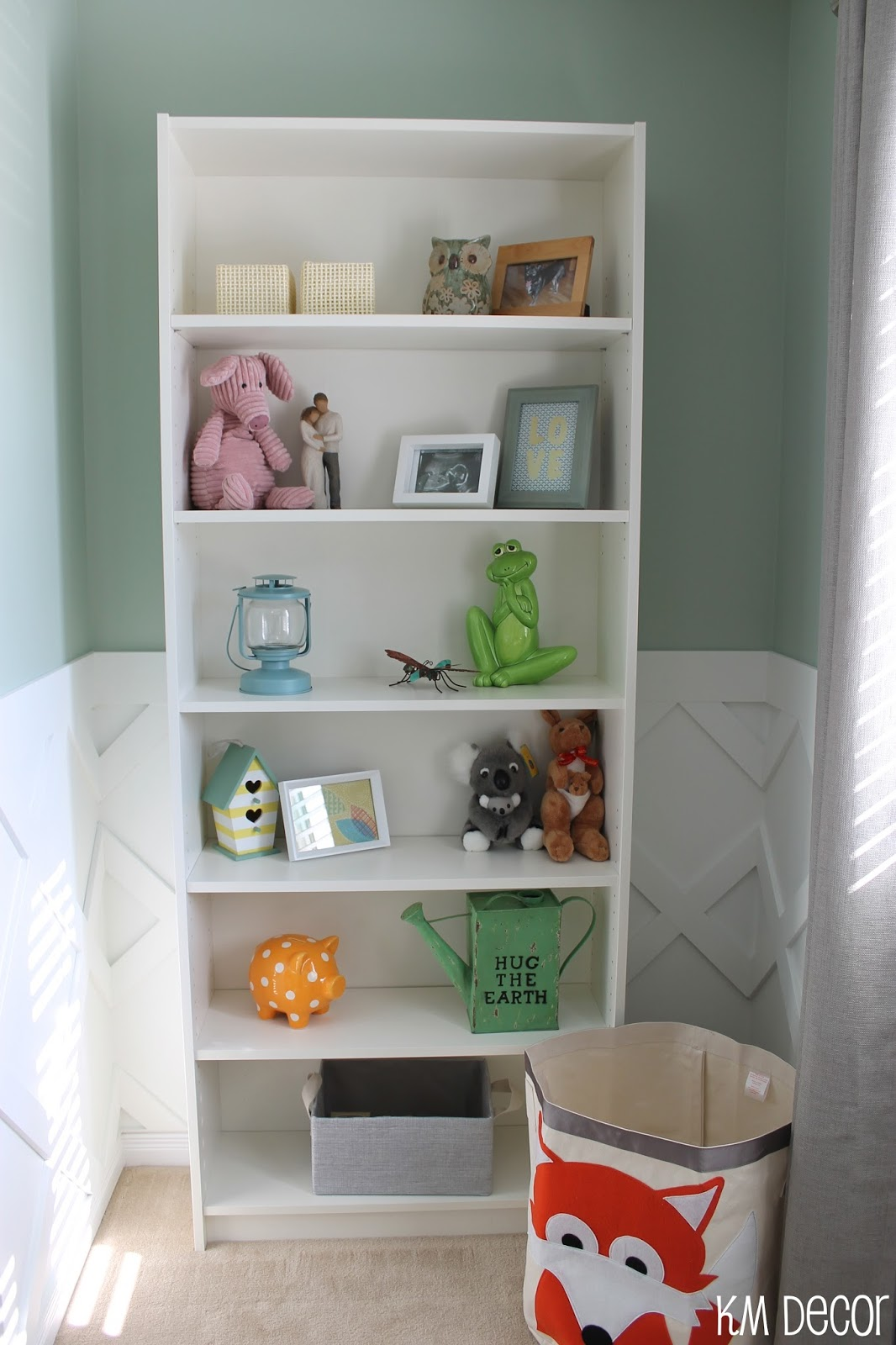 Image Result For Small White Bookcase For Nursery