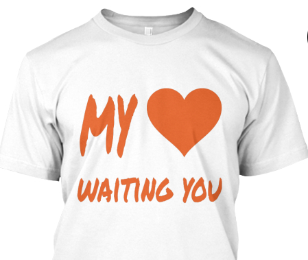 T-Shirt for Valentine'day