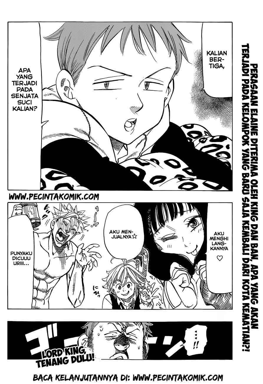 Komik nanatsu no taizai 026 - perpisahan yang memilukan 27 Indonesia nanatsu no taizai 026 - perpisahan yang memilukan Terbaru 20|Baca Manga Komik Indonesia