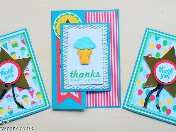 7 Days of Teacher Treats for End of Year Gifts - #4 Part 1.... Gold Star Thank You Card