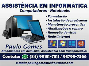 Serviços em Computadores