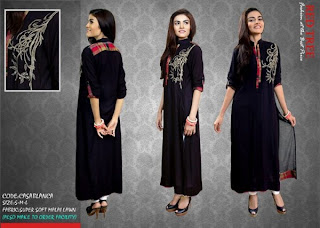 Red Tree Eid Dresses Collection 2013