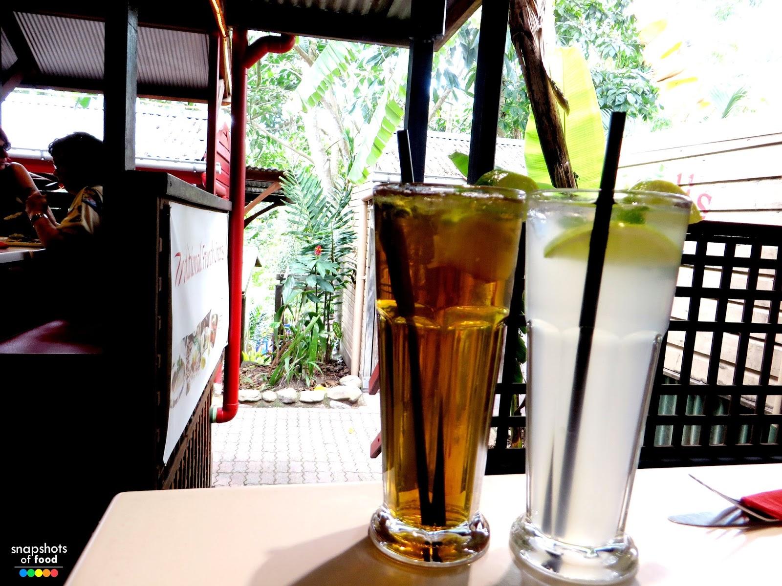 Petit Cafe Kuranda Menu