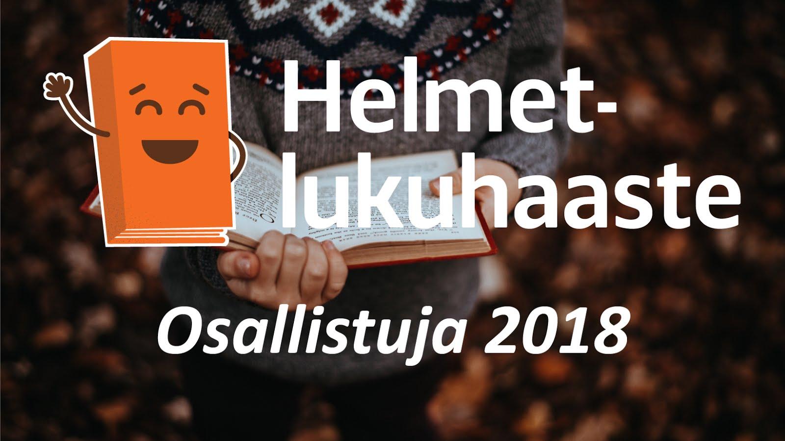 Helmet-haasteeni 2018