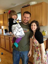 Samantha and Family