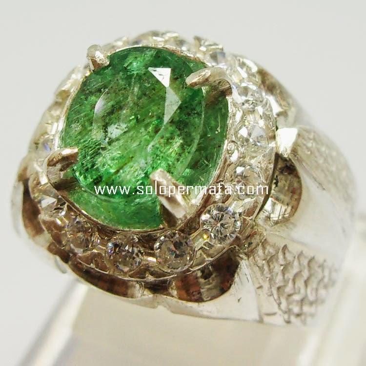 Batu Permata Zamrud Emerald Beryl - Sp018