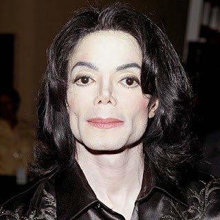 The late pop star Michael Jackson