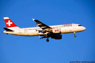 Airbus A320 / HB-IJP