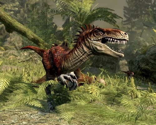 Jurassic: The Hunted Game - 3