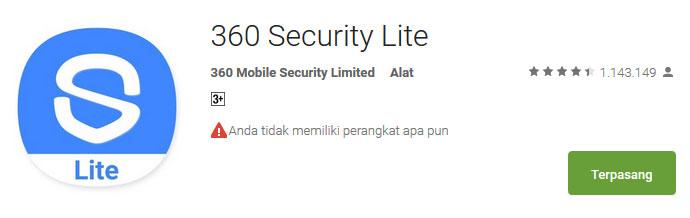 https://play.google.com/store/apps/details?id=com.qihoo.security.lite