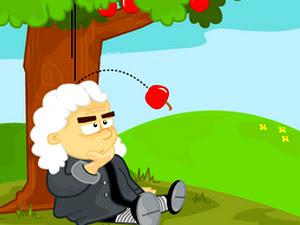 Newton comic