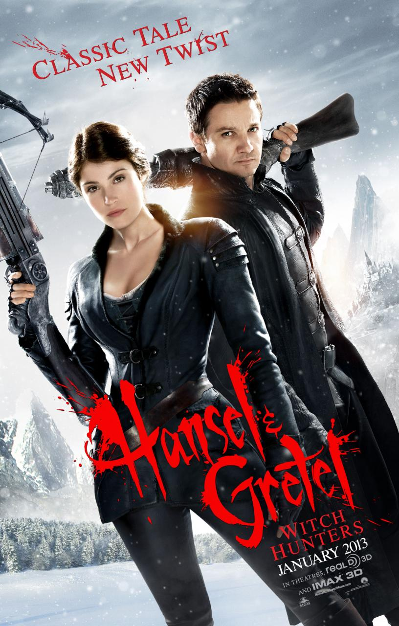 Hansel ve Gretel: Cadı Avcıları – Hansel And Gretel: Witch Hunters Full izle