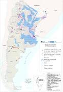 Mapa de amenazas de inundaciones. Publicado por Pablo Emanuel Prato en 11:27 argentina inundaciones