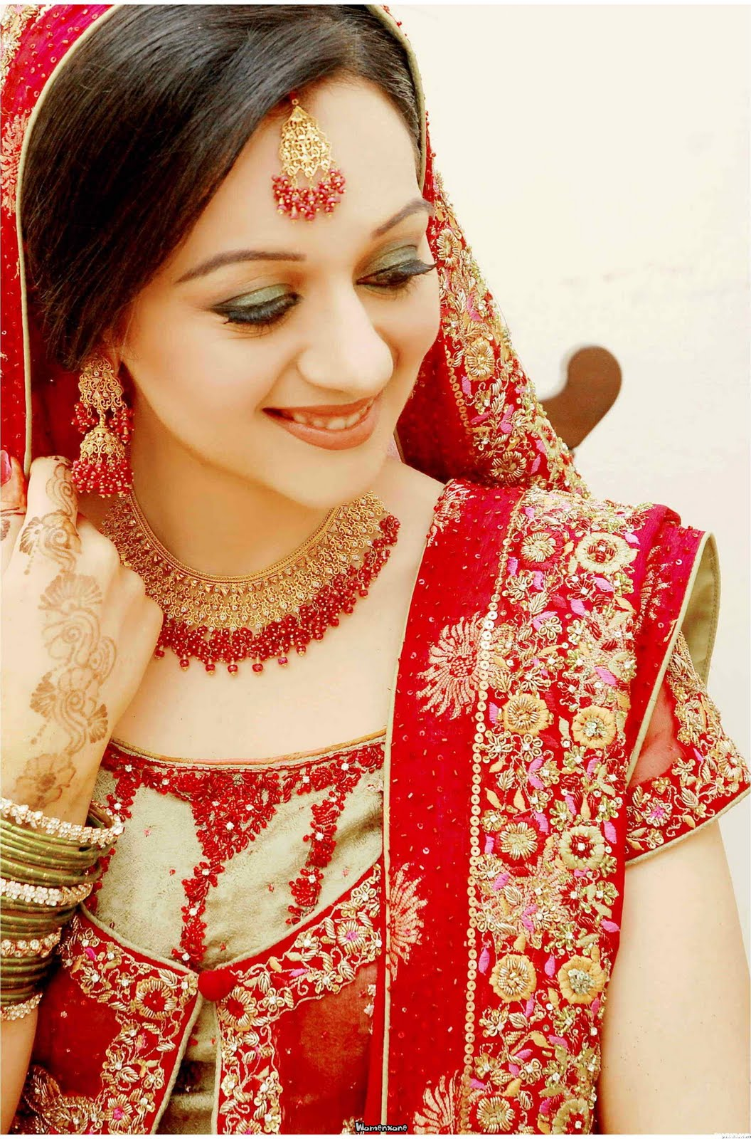 Latest Pakistani Indians & Arabic mehndi design jewelry