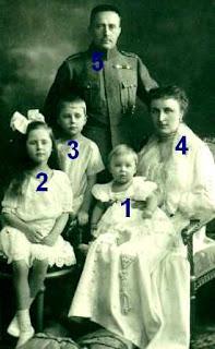 Großherzog Wilhelm Ernst von Sachsen Feodora (* 29. Mai 1890 in Hannover - † 12. März 1972 in Freiburg im Breisgau), Tochter des Prinzen Friedrich von Sachsen-Meiningen. Karl August (1912–1988), Erbgroßherzog von Sachsen-Weimar-Eisenach