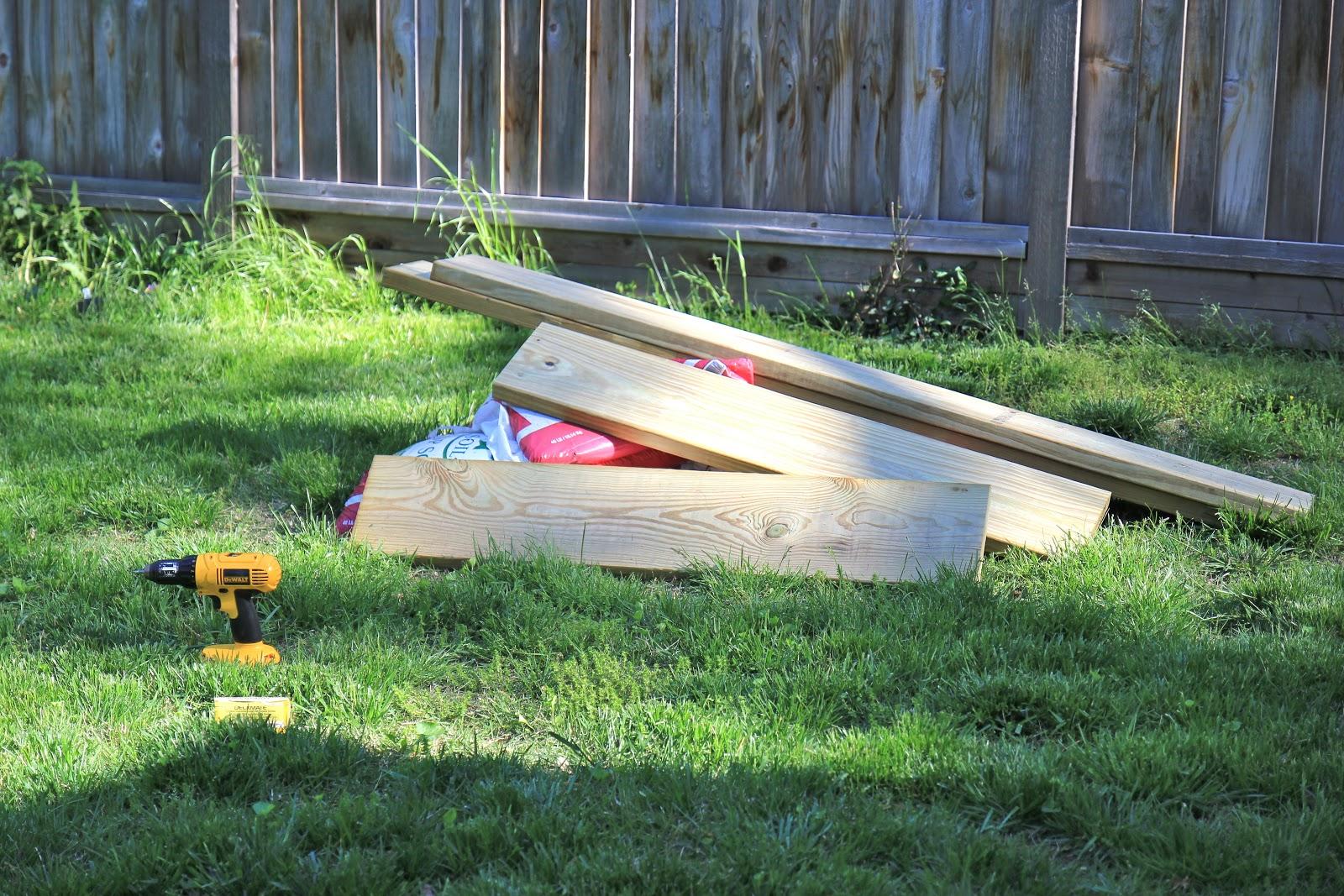 jenny steffens hobick my 75 backyard garden diy raised bed