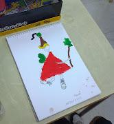 Dibujos niños mazahuas