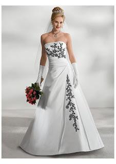 Vestidos de noivas coloridos 03