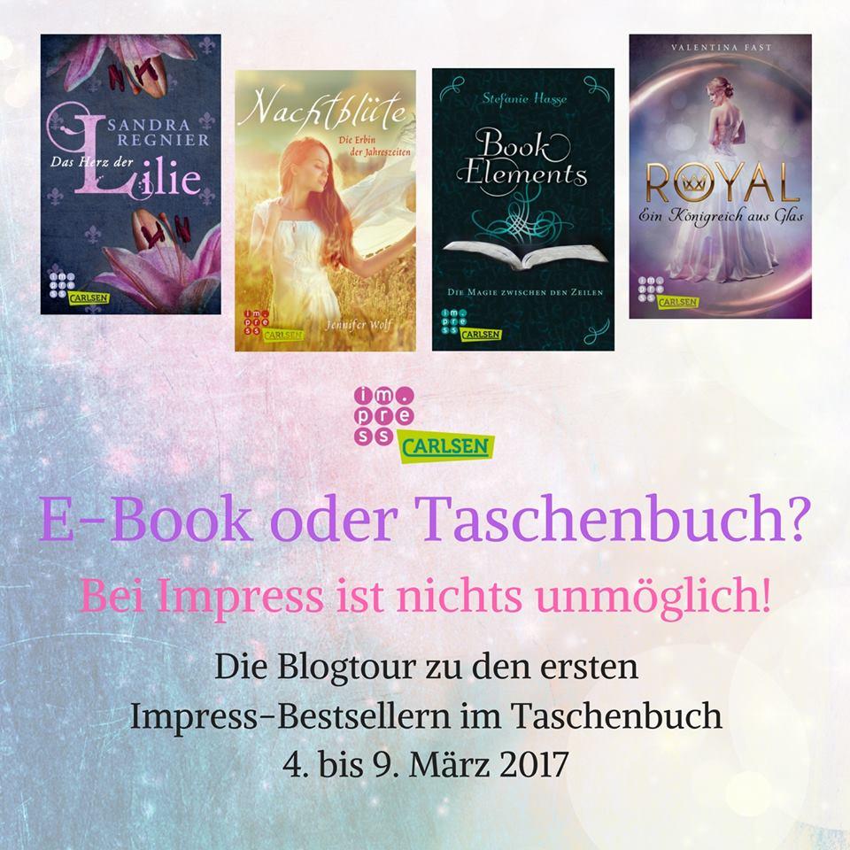 Blogtour 04.03. - 09.03.2017